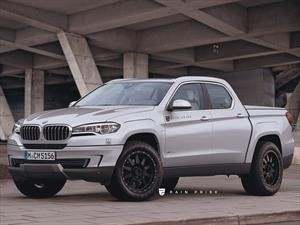 BMW quiere una pick-up, en Australia