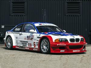 BMW M3 GTR No. 006 2001, un verdadera pieza de museo