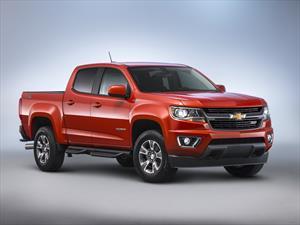 Chevrolet Colorado Duramax Diesel 2016, ofrece un torque de 369 libras-pie
