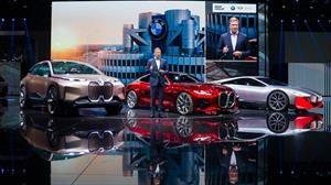 BMW espera vender un millón de autos eléctricos para 2021