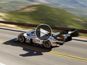 Video: Vertiginoso récord del Volkswagen I.D. R Pikes Peak