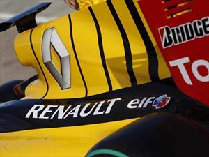 F1: Renault tendrá equipo en 2016