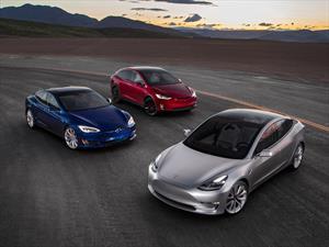 Tesla planifica una gama completa