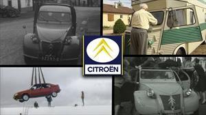 Citroën te propone recorrer su historia con un gran archivo audiovisual