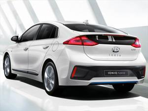 Hyundai Ioniq 2017 se presenta