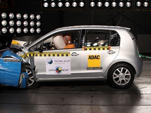 El Volkswagen up! repite las 5 estrellas en el test no patrocinado de Latin NCAP