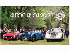 Autoclásica 2012 ya tiene fecha confirmada
