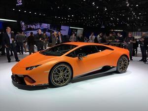 Lamborghini Huracán Performante, los detalles del rey