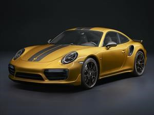 Porsche 911 Turbo S Exclusive Series 2018, el 911 más poderoso