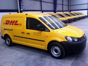 DHL Express México suma 186 vehículos comerciales de Volkswagen a su flotilla
