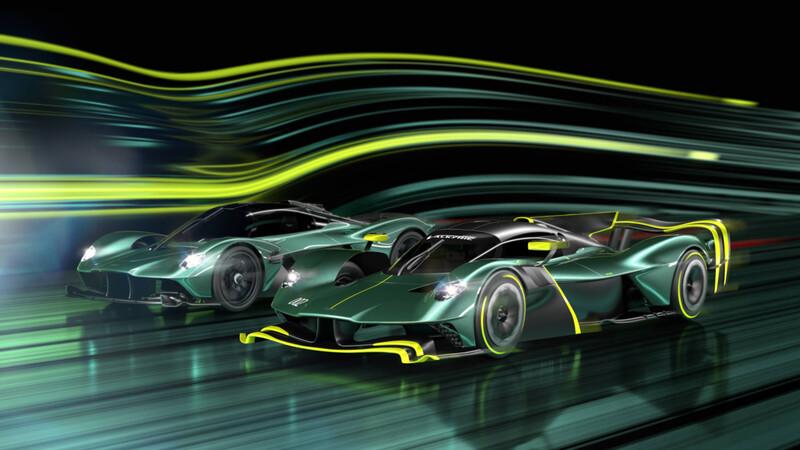 Aston Martin confirma que su electrificación inicia en 2025