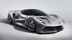 Lotus Evija es un súper auto eléctrico con más de 1,900 hp