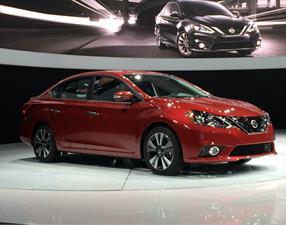 Nissan Sentra 2017 se presenta