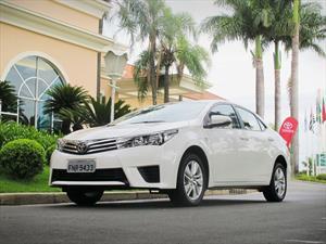 Presentan en Brasil al nuevo Toyota Corolla que llegará a la Argentina