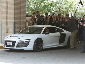 Audi presente en la película de Iron Man 3