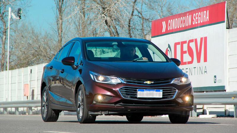 Chevrolet Cruze hace más aportes por la seguridad