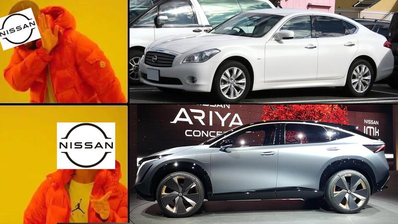 Caída de ventas de los sedanes afecta a Nissan en Japón