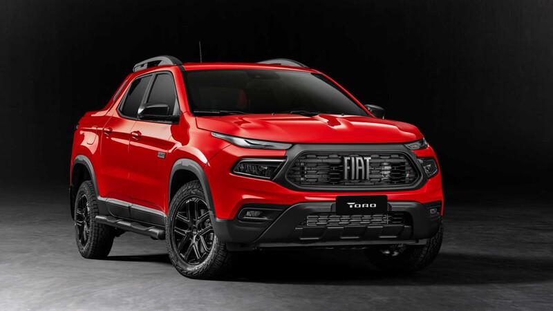Así es la nueva Fiat Toro 2022