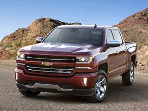 Chevrolet Silverado 1500 2016, con más tecnología y eficiencia