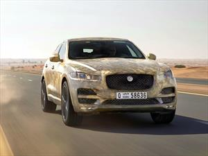 Jaguar F-Pace se presentará en el Auto Show de Frankfurt