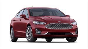 Ford Fusion comienza a despedirse con actualizaciones finales