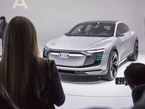 Audi Elaine Concept, un auto eléctrico y autónomo