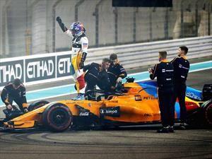 F1: Alonso dice adiós, pero deja abierta la puerta