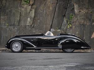Alfa Romeo 8C Spider de 1939 a subasta