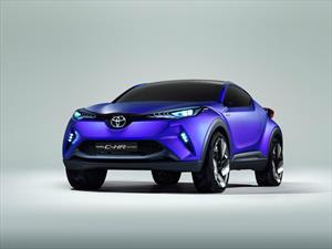 Toyota C-HR Concept, anticipa un pequeño crossover deportivo para la firma