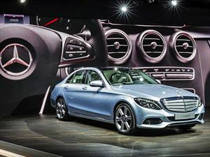 Mercedes-Benz Clase C: Nueva generación ya está en Chile