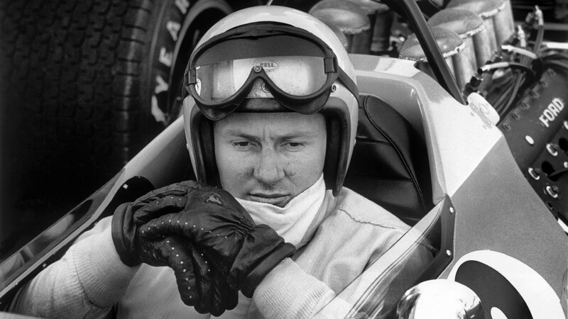 Bruce McLaren, el diseñador, ingeniero, piloto y creador de autos de carreras