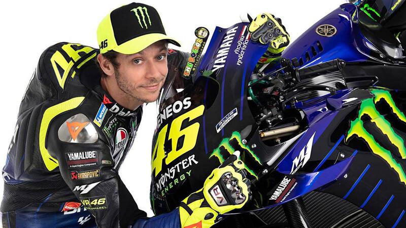MotoGP: Valentino Rossi tiene Coronavirus