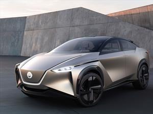Nissan Spiffy IMx KURO Concept debuta