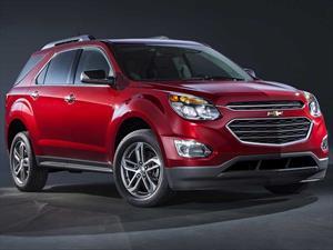 Chevrolet Equinox 2016 estará disponible en México