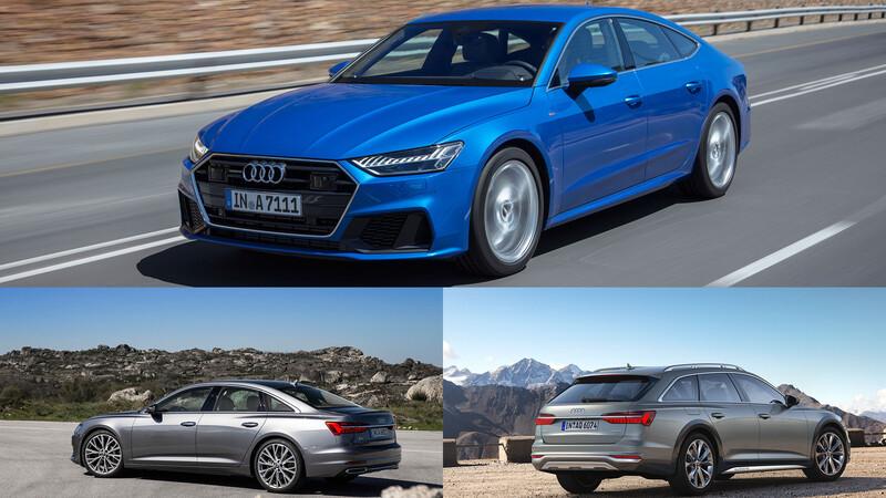 Nuevos Audi A6, A6 Allroad y A7 Sportback se lanzan en Argentina