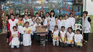 Citroën entrega premios a las escuelas ganadoras