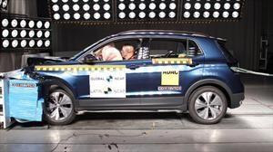 Volkswagen T-Cross gana 5 estrellas en pruebas de Latin NCAP y Euro NCAP