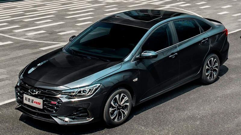 El Chevrolet Monza estrena tecnología mild hybrid