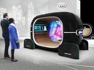 Kia presenta una tecnología para 'conducción emotiva' en el CES 2019