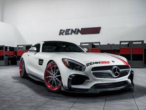 Mercedes-AMG GT S por RENNtech