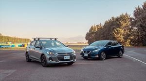 Nissan Versa vs Chevrolet Onix, ¿cuál es el mejor?