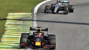 F1 GP de Brasil 2019: esta vez si es de Max Verstappen