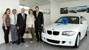 Williamson Balfour Motors regaló un BMW 0 Kms