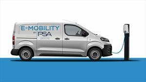 PSA develará nuevas vans eléctricas en 2020