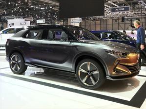 SsangYong e-SIV Concept demuestra al SUV del futuro