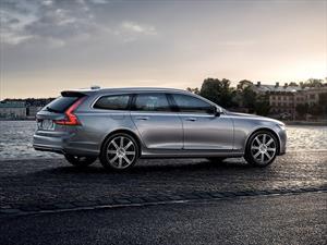 Volvo V90 2017 se presenta