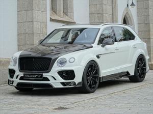 Bentley Bentayga por Mansory, poder extra al SUV más rápido del mundo