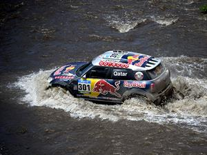 Dakar 2015: Terranova no pierde pisada pero está lejos