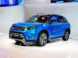Suzuki Vitara 2015, SUV que busca dar pelea en París