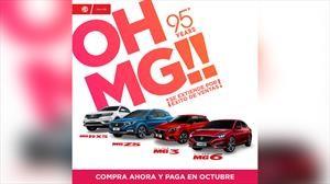 MG rompe record de ventas en julio gracias a exitosa campaña de marketing
